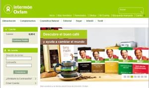 Tienda online Intermon Oxfam