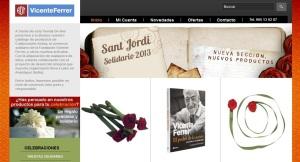 Comercio justo Fundación Vicente Ferrer