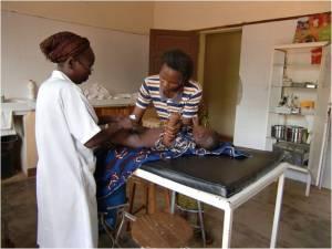 Dispensario Abomey en Benin_Farmacéuticos en Acción